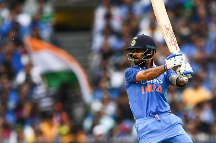 India captain Virat Kohli is looking to lead his team to victory over Australia when the limited overs series begin on Friday