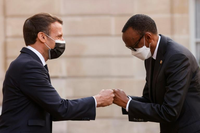 Last month, President Emmanuel Macron recognised France's responsibilities over the slaughter of some 800,000 mostly Tutsi Rwandans