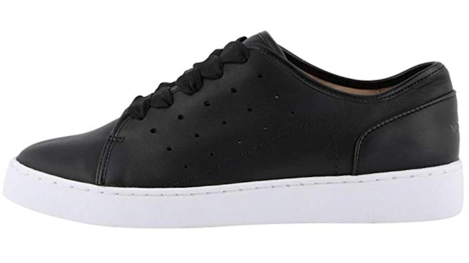 The perforated leather keeps the shoe breathable. (Photo: Amazon)