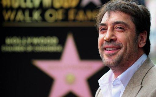 Javier Bardem plays the villain in the latest 007 movie