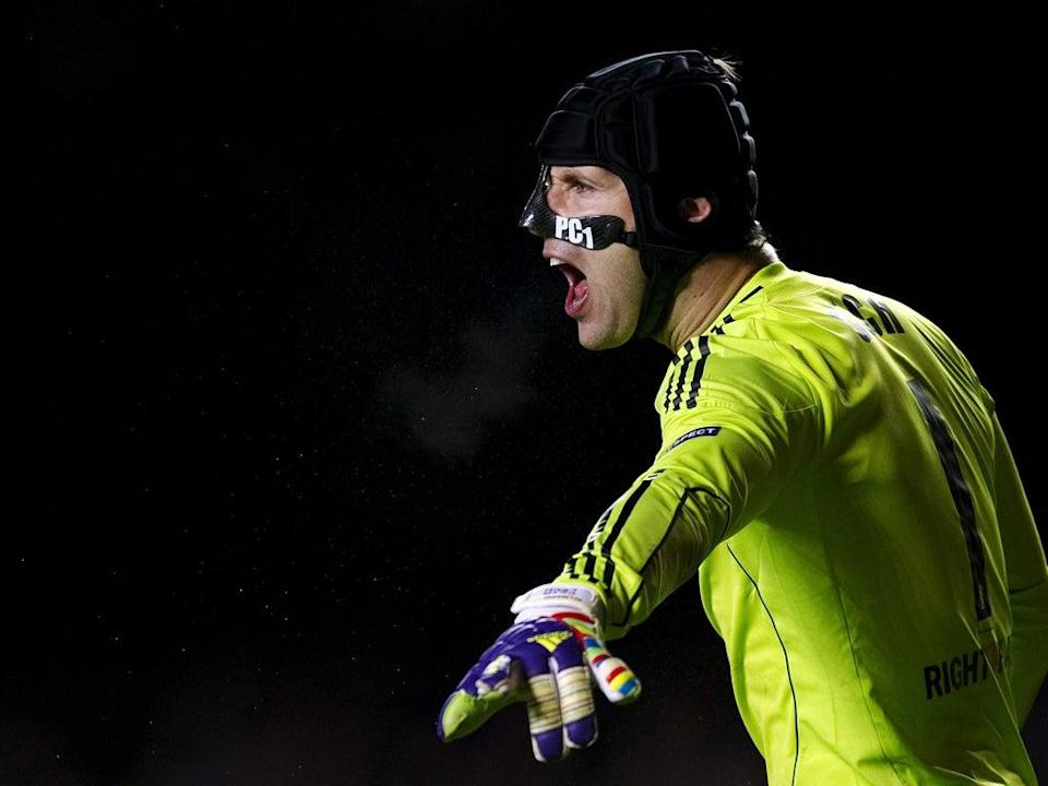 'Defending is not City's strongest point,' says Petr Cech (AFP/Getty)