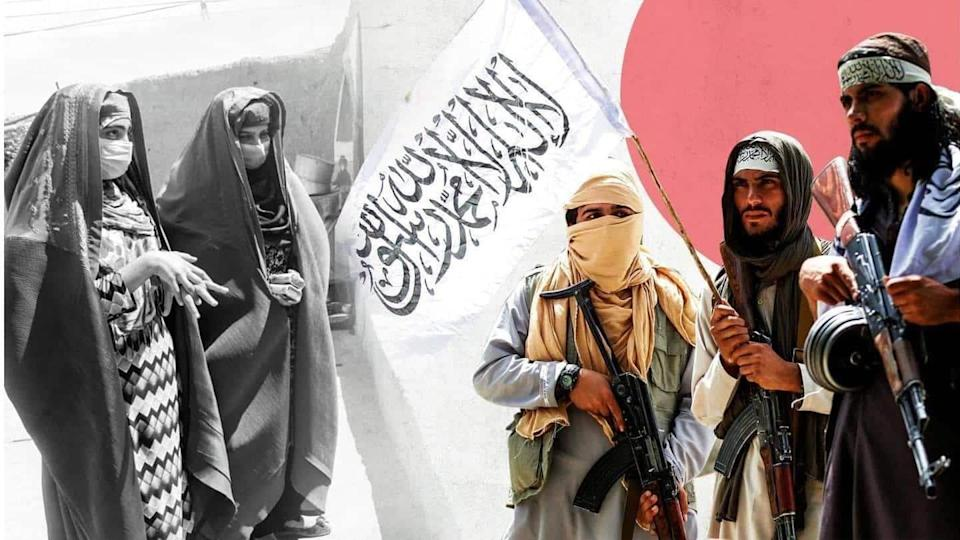 After promising inclusivity, Taliban orders women workers to