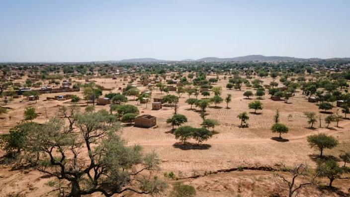 The two Spanish journalists were making a documentary on conservation in Burkina Faso, Madrid said