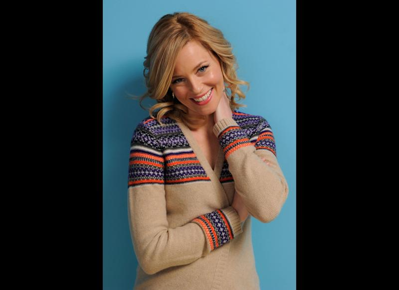 Actress Elizabeth Banks poses for a portrait during the 2011 Sundance Film Festival at The Samsung Galaxy Tab Lift on January 23, 2011 in Park City, Utah. (Getty)