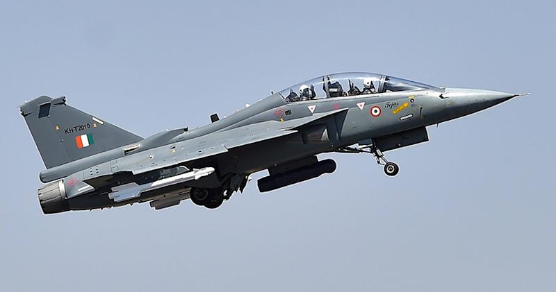 HAL Rolls Out 16th Tejas LCA Fighter Jet for Indian Air Force as Per Target