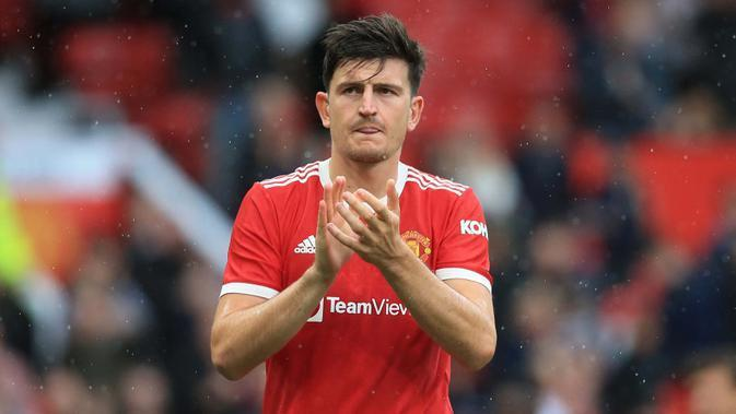 Harry Maguire. (Foto: AFP/Lindsey Parnaby)
