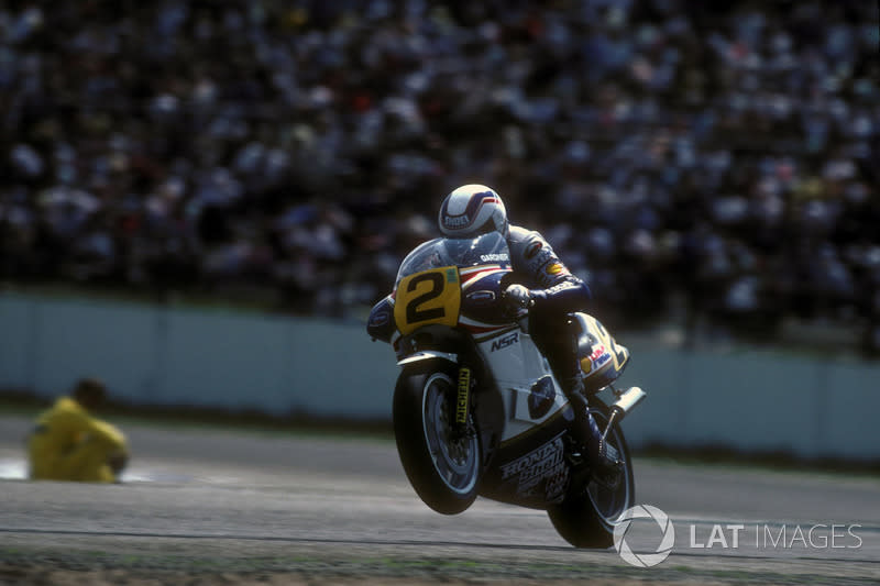 "1987 - Wayne Gardner, Honda<span class=""copyright"">Gold and Goose / Motorsport Images</span>"