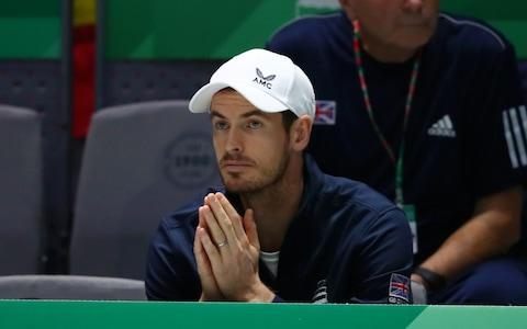 Andy Murray - Credit: Getty Images