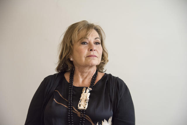 Roseanne Barr (Photo: Getty Images)