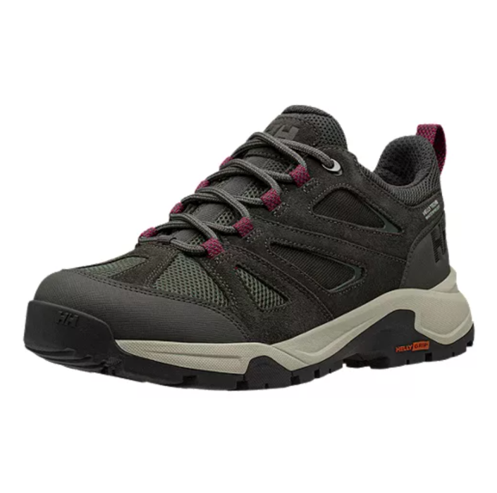 Helly Hansen 'Switchback Trail HT' Hiking Shoes in Beluga/Forest (Photo via Sport Chek Canada)