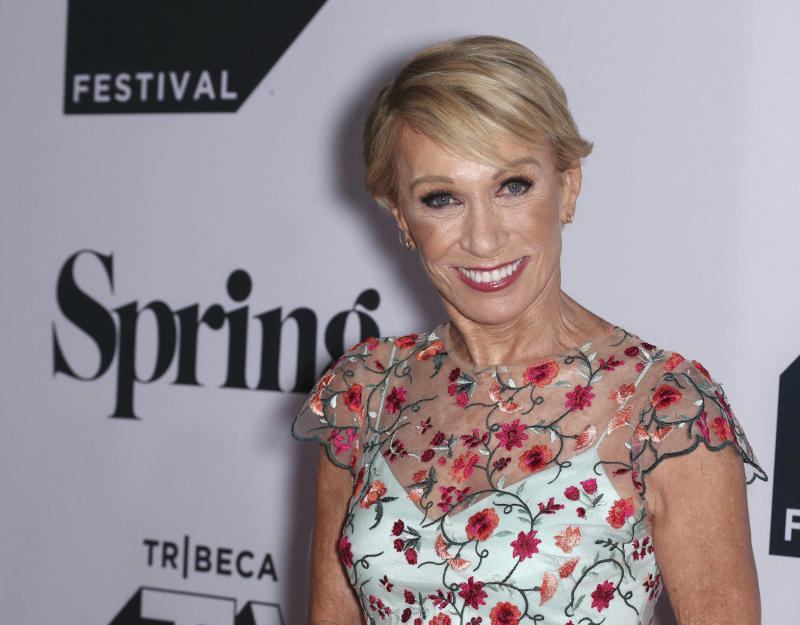 Photo by: John Nacion/STAR MAX/IPx 2018 9/23/18 Barbara Corcoran at the 2018 Tribeca TV Festival in New York City.