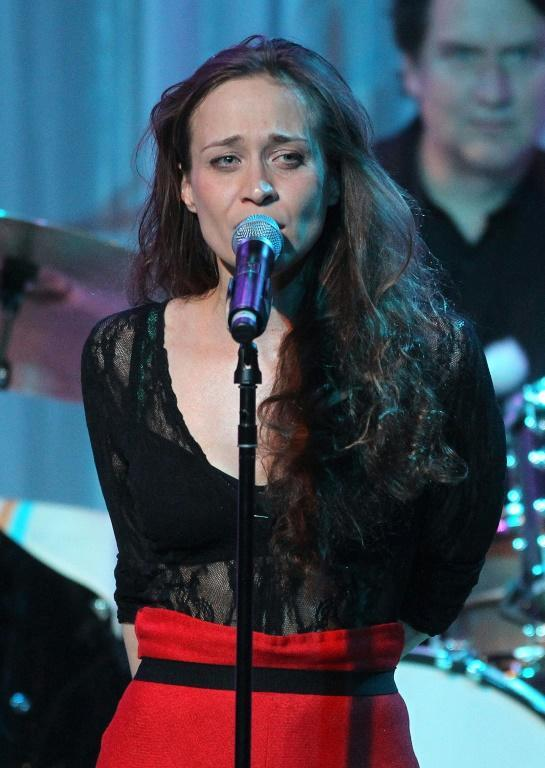 """Fiona Apple, shown here in 2011, didn't receive Grammy nominations in any of the top categories for her critically acclaimed album """"Fetch the Bolt Cutters"""""""