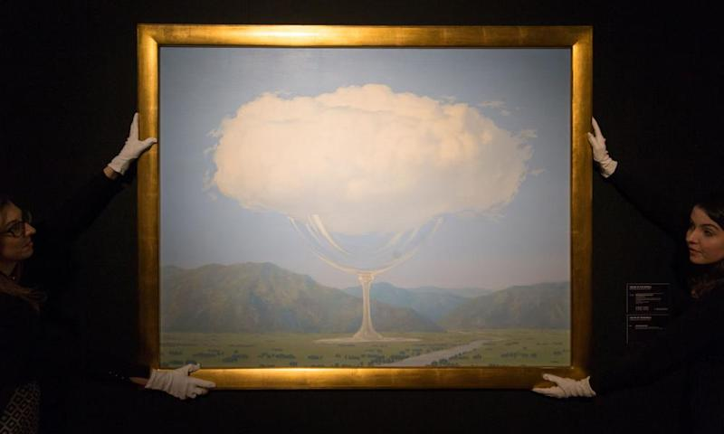 'For me, the election is more akin to the unworldly art of Magritte.'