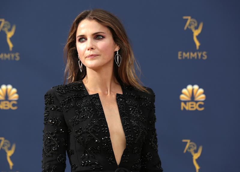 70th Primetime Emmy Awards - Arrivals - Los Angeles, California, U.S., 17/09/2018 - Keri Russell. REUTERS/Kyle Grillot