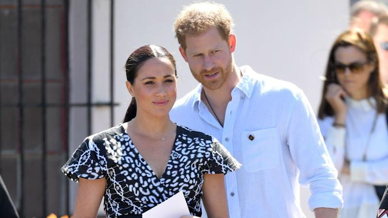 Meghan Markle and Prince Harry's Interviewer Says the Couple Is 'Bruised and Vulnerable'