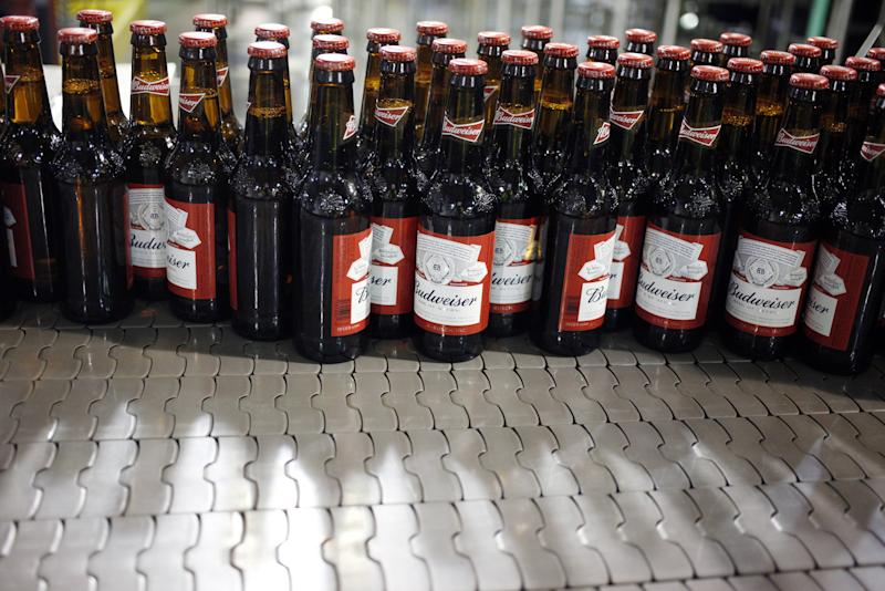 Budweiser brewing giant AB InBev cancels Hong Kong initial public offering