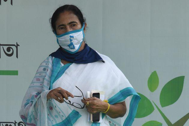 West Benga chief minister Mamata Banerjee in a file photo.