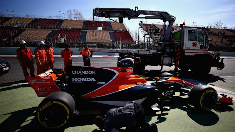 Honda '100 per cent committed' to McLaren and F1 future