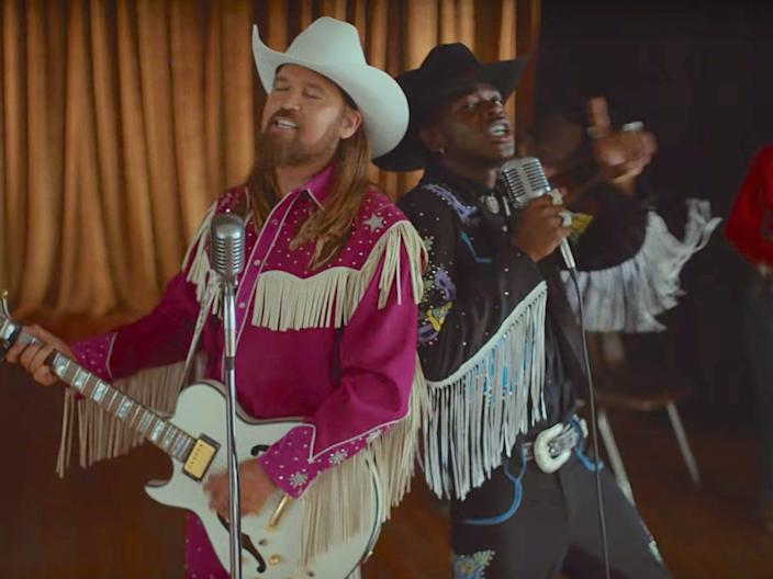 old town road billy ray cyrus lil nas x