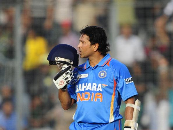 CRICKET-IND-INDIA-TENDULKAR-FILES : News Photo