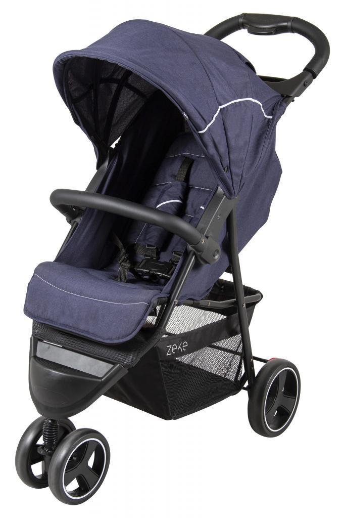 The Childcare Zeke Stroller Navy is sold exclusively through Target. Source: ACCC