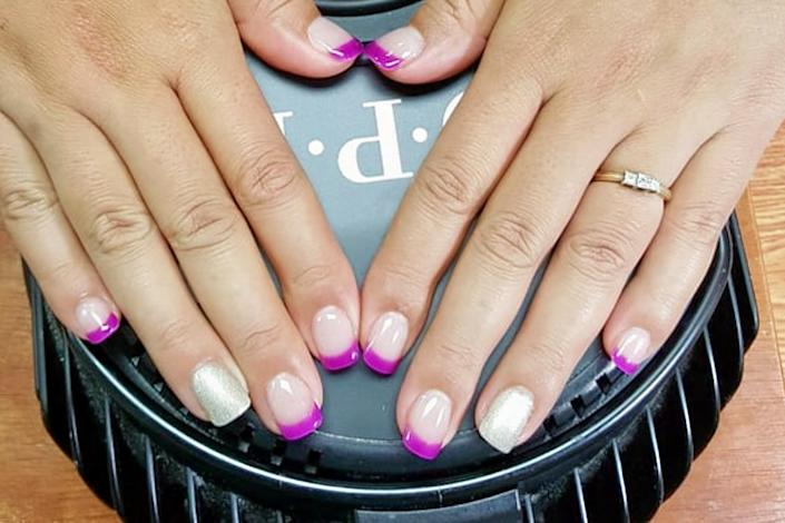 """<b>Photo: chanel p./<a href=""""https://yelp.com/biz_photos/allure-nails-and-spa-tampa?utm_campaign=07db8526-a4e0-477b-9339-d35c420fae56%2C58802df8-9aab-4519-b432-4ec80d8dca29&utm_medium=81024472-a80c-4266-a0e5-a3bf8775daa7"""" rel=""""nofollow noopener"""" target=""""_blank"""" data-ylk=""""slk:Yelp"""" class=""""link rapid-noclick-resp"""">Yelp</a></b>"""