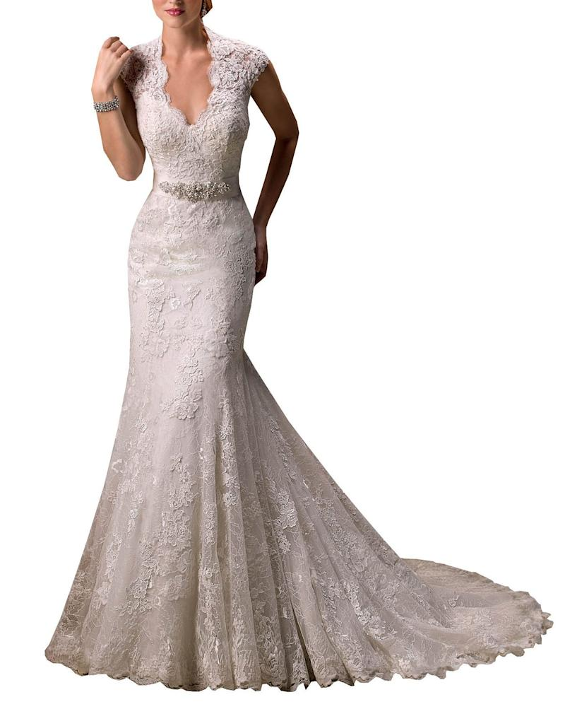 Wedding Selling Wedding Dress this 1 best selling wedding dress on amazon is super affordable 1