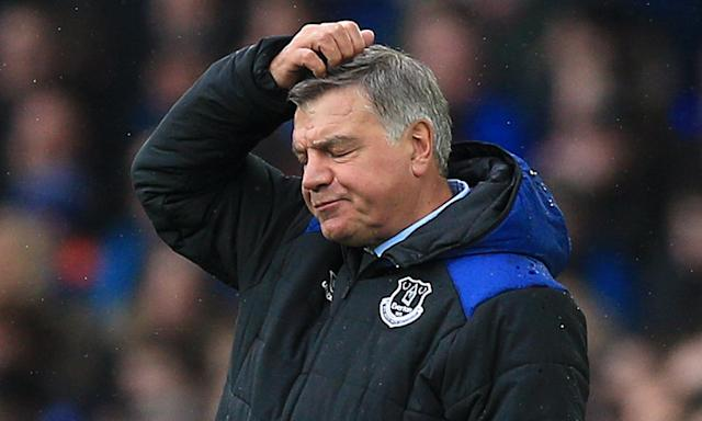 Sam Allardyce lifted Everton to eighth place in the Premier League but that was not enough to save his job as manager.