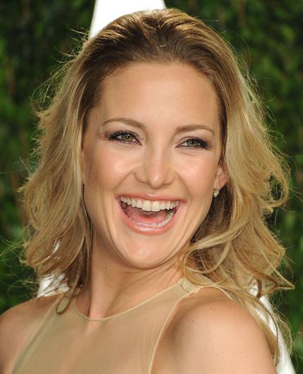 Celebrity hair: Kate Hudson owes her shiny blonde mop to David Babaii who has also shaped the strands of Sarah Jessica Parker, Jessica Alba and Nicole Kidman. But his expertise with celebrity clients comes at a price, £400 for the full works of highlights, cut and blowdry.