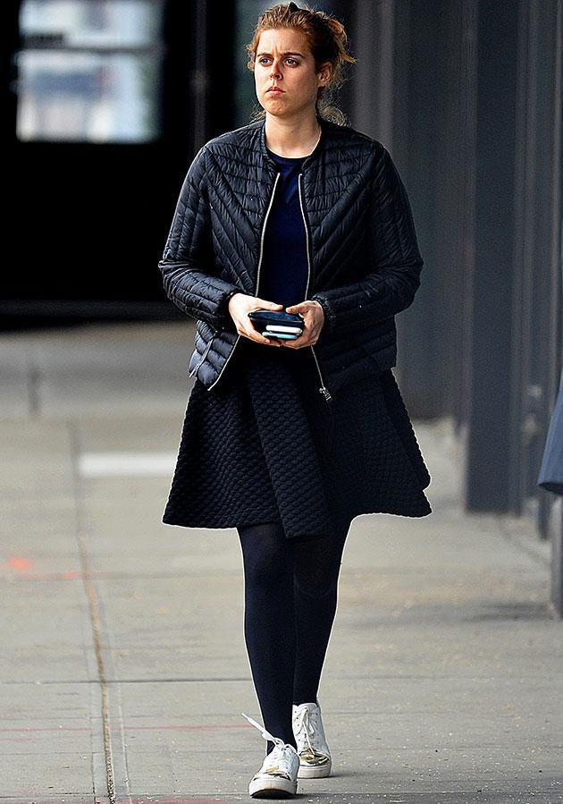 The definition of off-duty style. Source: Mega