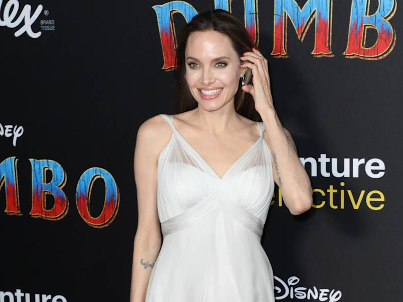 Angelina Jolie embarrassed son Maddox with 'ugly cry'