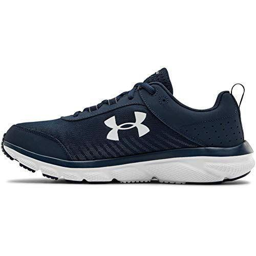 """<p><strong>Under Armour</strong></p><p>amazon.com</p><p><strong>$69.95</strong></p><p><a href=""""https://www.amazon.com/dp/B07G7X9RZG?tag=syn-yahoo-20&ascsubtag=%5Bartid%7C2139.g.36007474%5Bsrc%7Cyahoo-us"""" rel=""""nofollow noopener"""" target=""""_blank"""" data-ylk=""""slk:BUY IT HERE"""" class=""""link rapid-noclick-resp"""">BUY IT HERE</a></p><p>Consider this the most popular athletic shoe on Amazon. It's earned a whopping 33,500 reviews—26,596 of which are five-star reviews. There's gotta be something behind all that hype, and it didn't take long scrolling through reviews to figure it out: they're insanely comfortable. If you're on your feet all day, walk to and from work, or even looking for extra support during workouts, these are for you. </p>"""