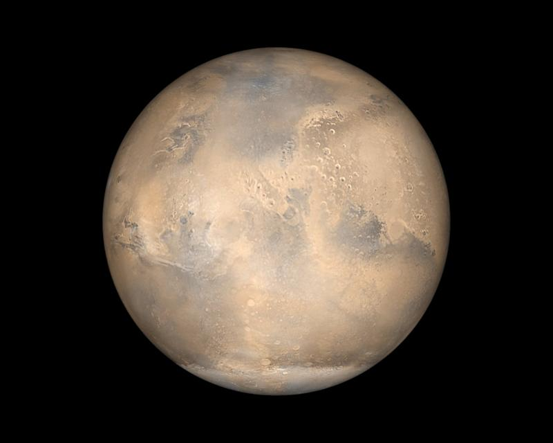 Opposition of Mars 2014: Sun, Earth and Mars to Align to Make Red Planet Brightest for Six Years