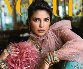 Priyanka Chopra garners attention with her sizzling looks on latest magazine