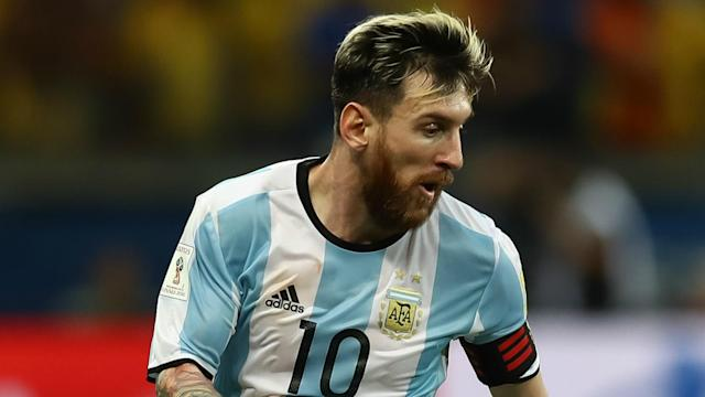 Argentina are not dependent on star Lionel Messi, says head coach Edgardo Bauza.