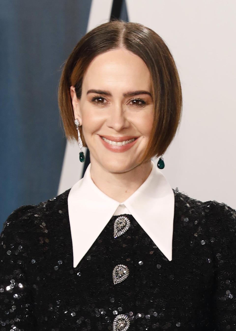 "<p>Paulson, who has worked with Murphy before on several seasons of <strong>American Horror Story</strong>, is set to play the iconic villain in her origin story. The show is set to follow Ratched - who's still just ""Mildred"" here - as a nurse at a psychiatric hospital that's conducting disturbing experiments in the late 1940s.</p>"