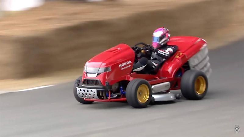 Honda Mean Mower V2 Goodwood