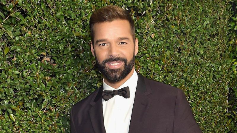 Ricky Martin Introduces His Little 'Light' Lucia -- See the Cute Pic!