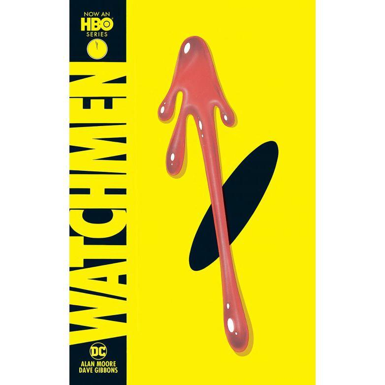 gifts for brothers - Watchmen Graphic Novel