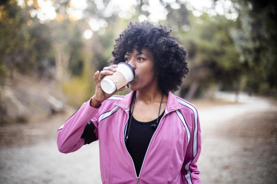 Can drinking coffee reduce the risk of developing Alzheimer's and Parkinson's? (Photo: Getty Images)