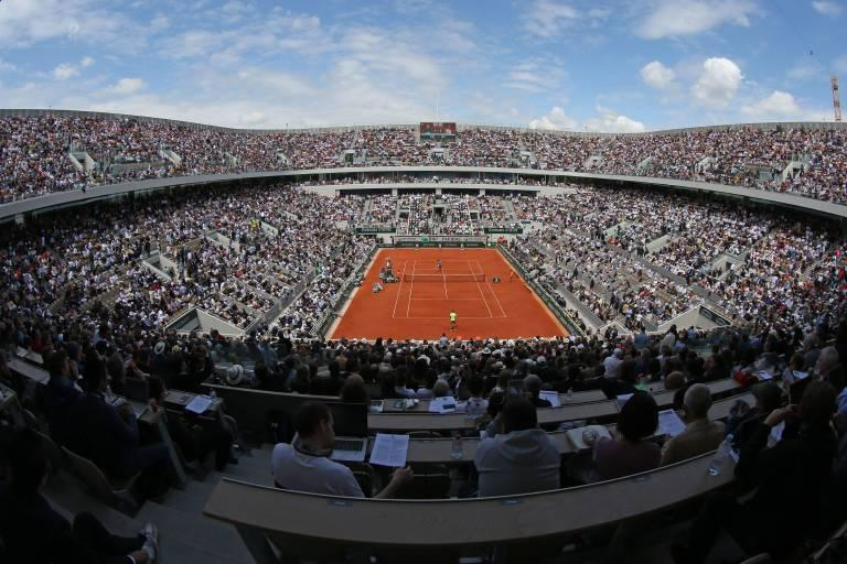 French Open planen mit 11.500 Fans - pro Tag!