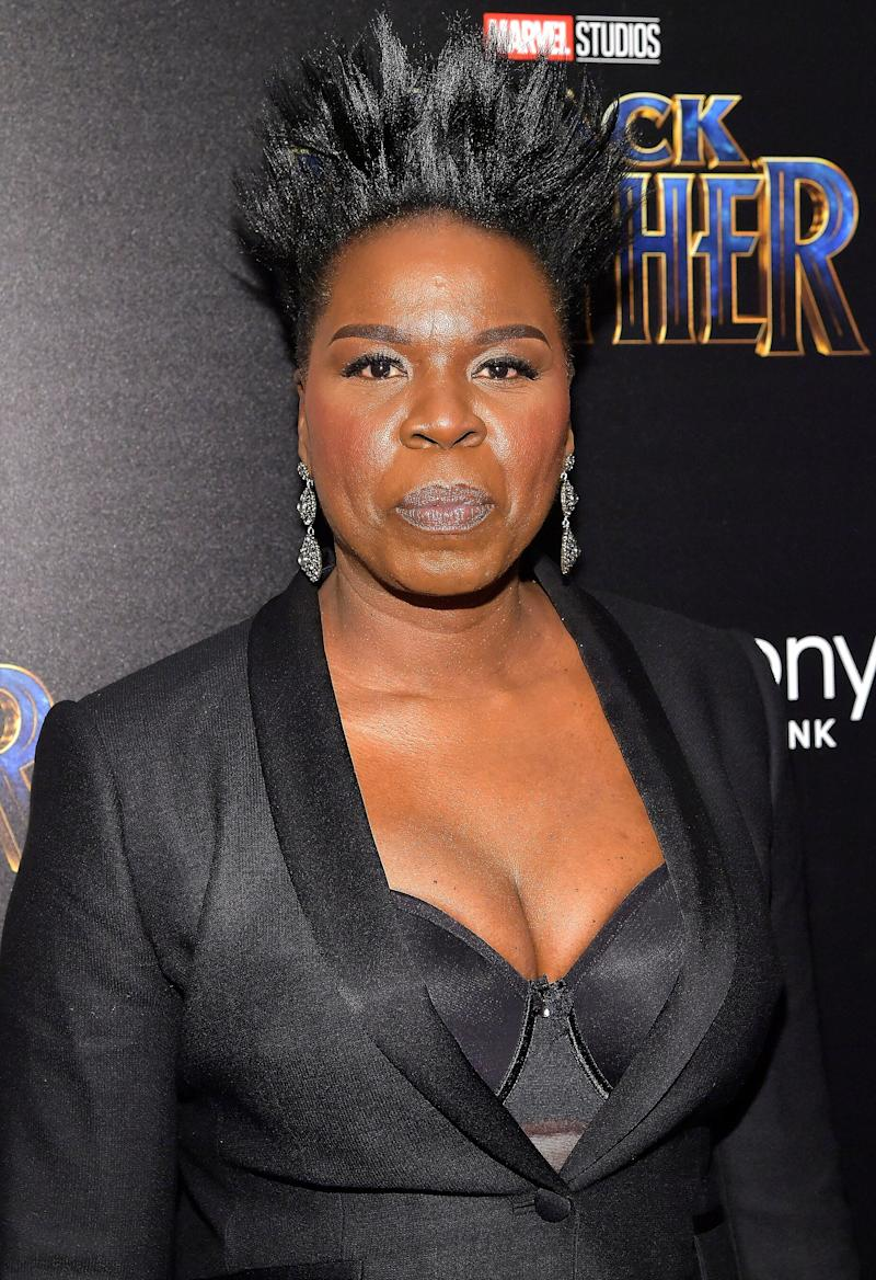 Leslie Jones 'Abstained' from Voting for Most Academy Awards Over Lack of Black Nominees