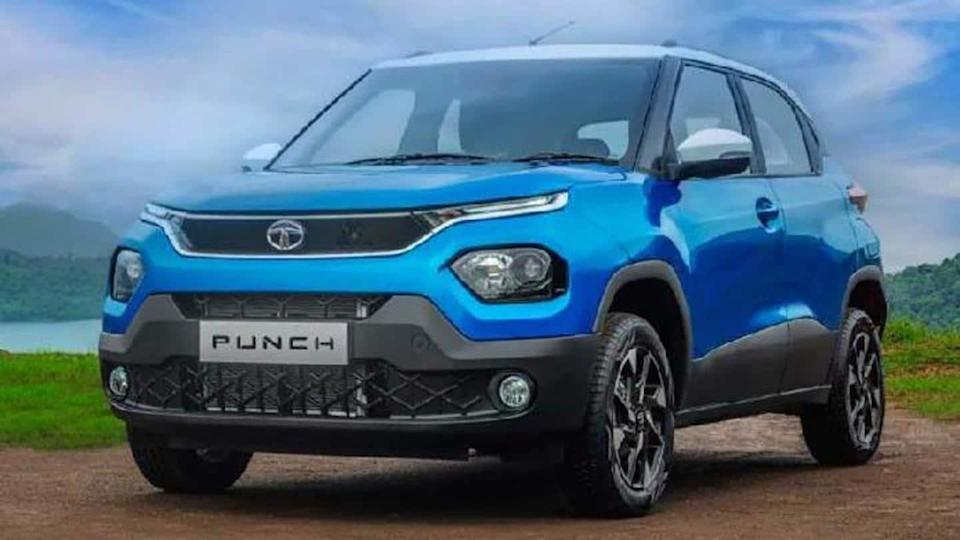 Tata Punch to be launched in India on October 18
