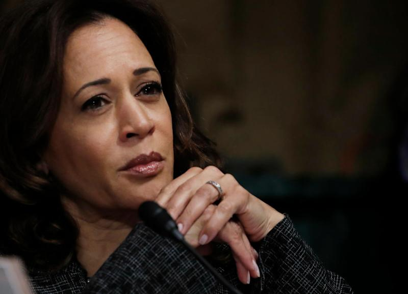 What Kamala Harris' New Book Reveals About Her Plans for the 2020 Election