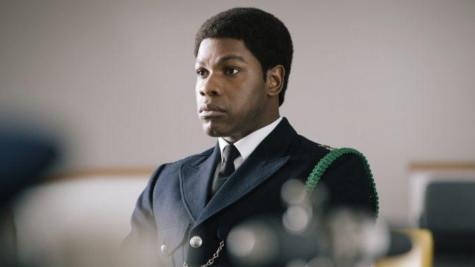 Boyega in Small Axe (Credit: BBC)