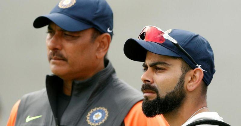 Ravi Shastri and Virat Kohli - Lot of tough decisions to make before the World Cup