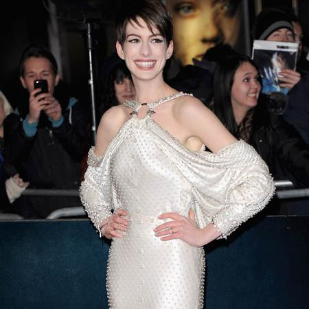 Anne Hathaway enjoys 'spectacular' year
