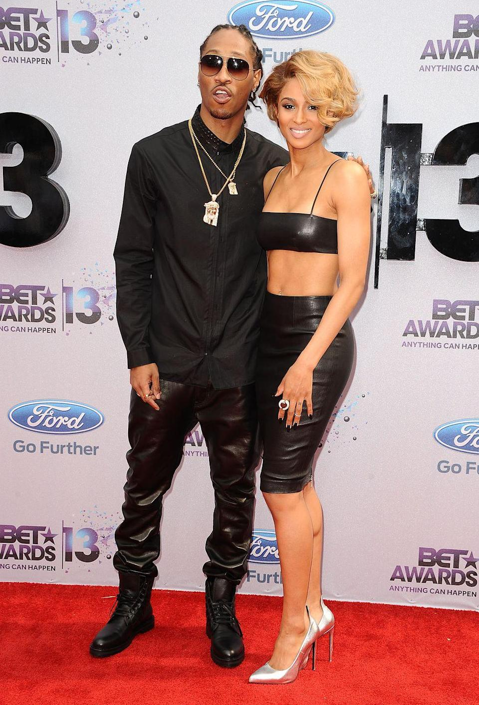 "<p>What could be a more fitting name for the child of hip-hop stars Ciara and Future than, well, a future Future? Of their first and only son together, Ciara told <em><a href=""https://www.usmagazine.com/celebrity-moms/news/ciara-gives-birth-singer-welcomes-first-child-with-future-2014205/"" rel=""nofollow noopener"" target=""_blank"" data-ylk=""slk:Us Weekly"" class=""link rapid-noclick-resp"">Us Weekly</a></em> settling on the first name, ""was kind of easy. But the middle name was a little hard for me…I went with what felt right in my soul and my gut. I didn't second guess it.""</p><p>The couple separated in 2014, and Ciara has since had another daughter, Sienna Princess, with now-husband/NFL star Russell Wilson.</p>"