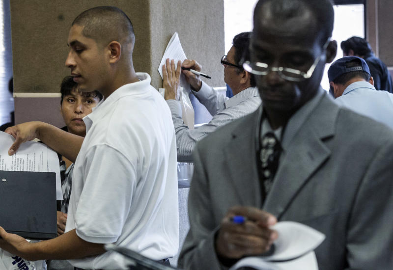 Reports point to solid US hiring in June