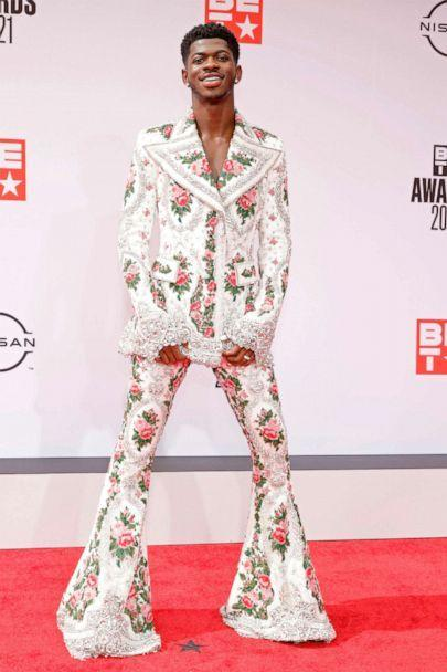 PHOTO: Lil Nas X attends the BET Awards 2021 at Microsoft Theater on June 27, 2021 in Los Angeles. (Amy Sussman/FilmMagic via Getty Images)